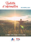 couverture Bulletin d'information avril 2021